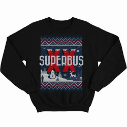 Pull de Noël - Superbus XX...